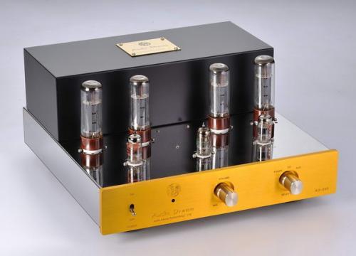 AD240 MKIII 40W+40W 全手工真空管綜合擴大機