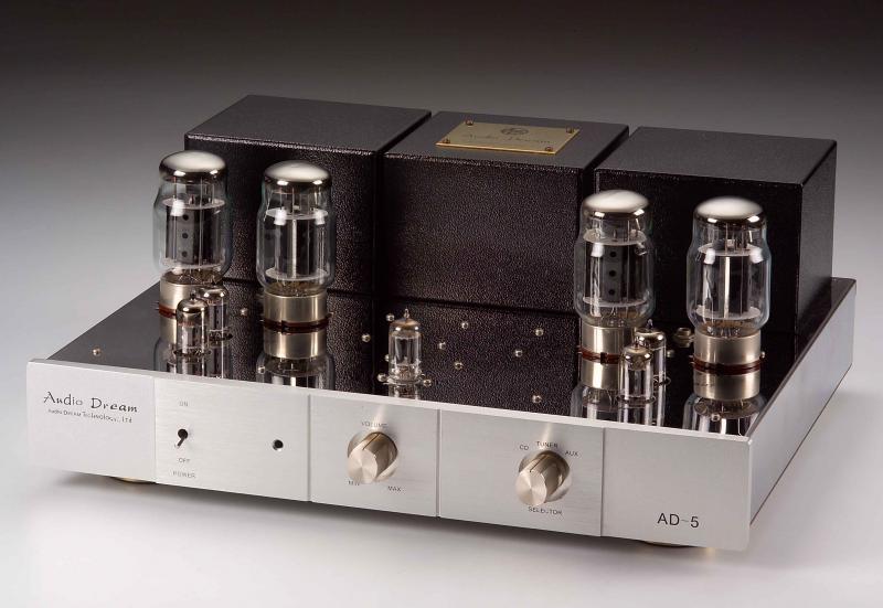 Audio Dream AD5 MK4 60W+60W 全手工真空管綜合擴大機進化版