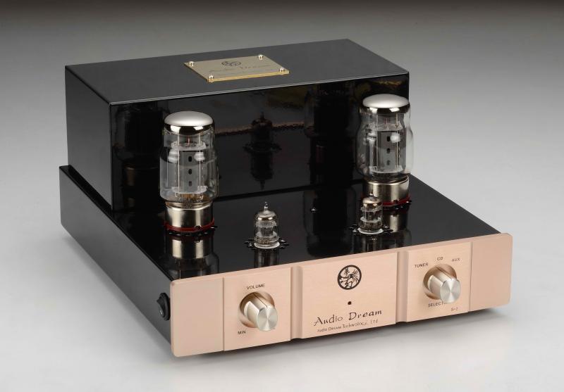 Audio Dream S2 MK4 15W 單端A類全手工真空管綜合擴大機(新款上市)