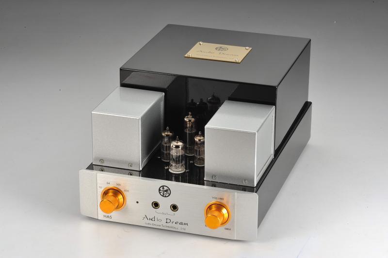 Audio Dream HA5 真空管耳機擴大機+前級擴大機