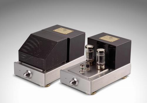AUDIO DREAM PA50 50W MONO 全手工真空管單聲道擴大機一對(有音量可以CD訊號直入)