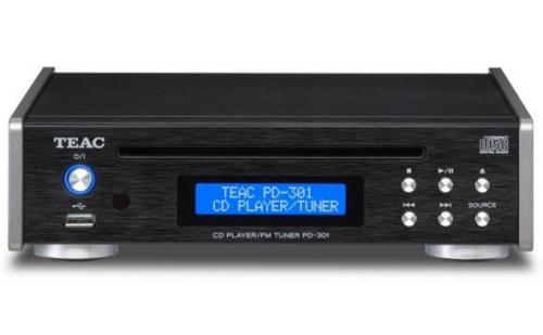 TEAC PD-301 CD 光碟機 USB隨身碟 多媒體 播放機 唱盤 FM 收音機 播放器