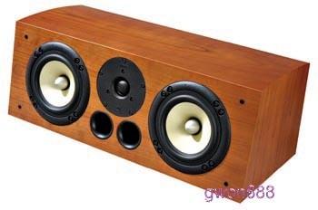 展示品特價出售 原裝進口 丹麥皇冠  Avance Epsilon 701AV 中置喇叭/1支