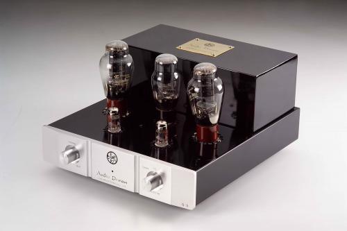 S5 MKIII 8W+ 8W 300B單端A類全手工真空管綜合擴大機