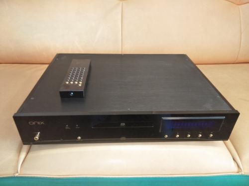 英國 ONIX SCD-1 SACD/CD唱盤 客戶升級出售