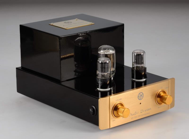 Audio Dream SP-1 SE 十周年限量前級擴大機