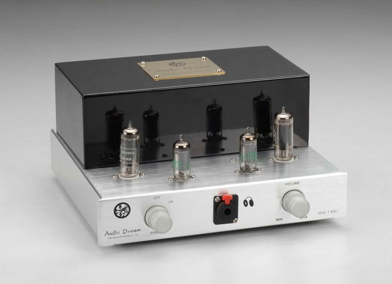台灣音響精品 Audio Dream MINI-1 MKII 全手工真空管耳擴 耳機擴大機 綜合擴大機