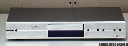 英國Myryad Z114 20週年紀念版 HIFI發燒CD唱機 CD PLAYER